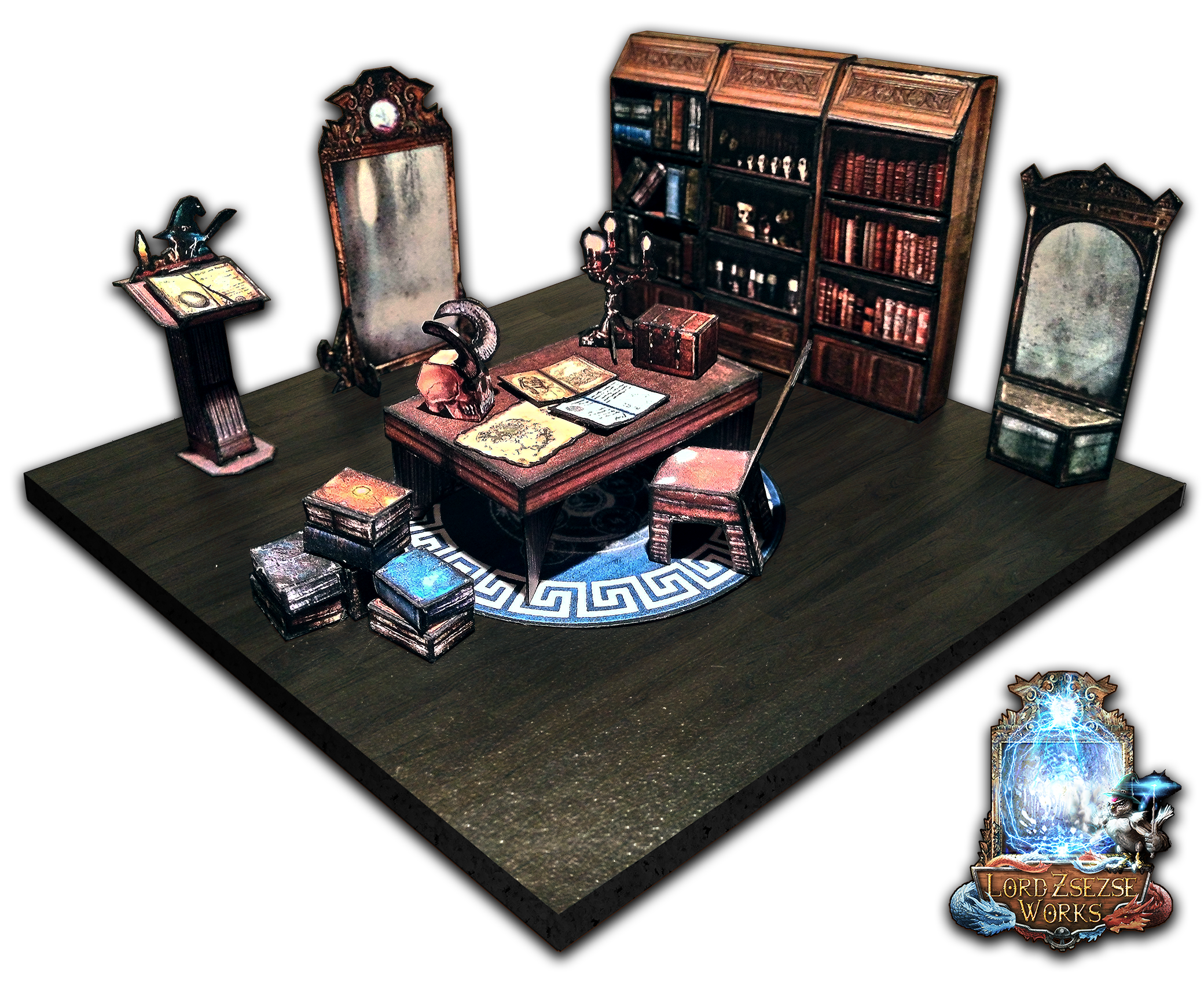 Furniture Pack_Wizard expansion_Sample1